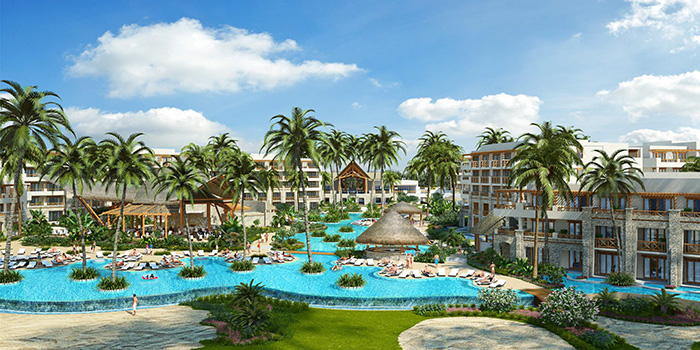 Secrets Cap Cana Resort & Spa Trip Contribution